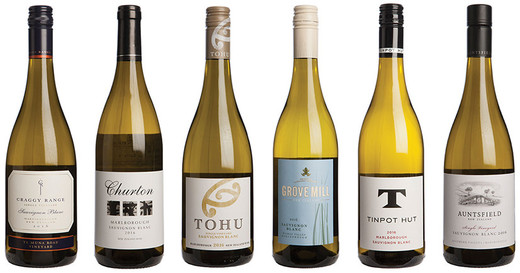 New Zealand Sauvignon Blanc - Decanter Panel Tasting - Part I